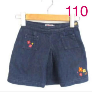 mikihouse - 女の子 MIKI  HOUSEスカート★110