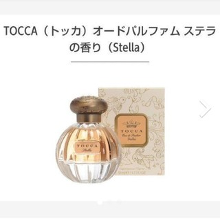 トッカ(TOCCA)のTOCCA (香水(女性用))