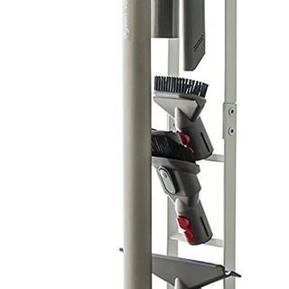 【激安◆人気】ダイソン製 コードレスクリーナー 用 スタンド ホワイト(掃除機)