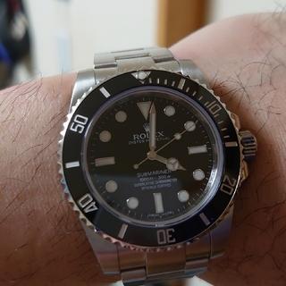 ROLEX - 早い者勝ち値下げ⤴️ 114060 ロレックス サブマリーナ 時計