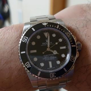 ROLEX - 本日限定値下げ⬇️ 114060 ロレックス サブマリーナ 時計