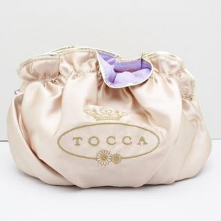 トッカ(TOCCA)のトッカ ポーチ新品同様  - ライトピンク(ポーチ)