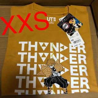 UNIQLO - 鬼滅の刃 善逸 XXS ユニクロ UT Tシャツ