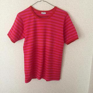 マリメッコ(marimekko)のmarimekko   LYHYTHIHA Tシャツ(Tシャツ(半袖/袖なし))
