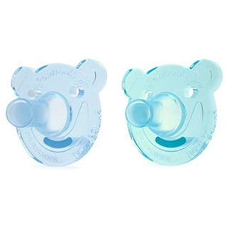 PHILIPS - Philips AVENT Bear Shape Pacifier, 0-3ヶ月