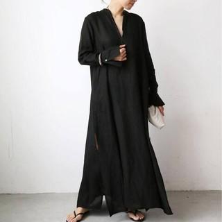 DEUXIEME CLASSE - Deuxieme Classe CELERI DRESS◆ブラック