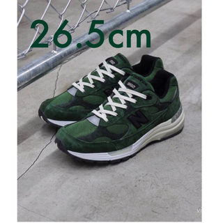 New Balance - jjjjound new balance 992 green 26.5cm NB