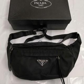 PRADA - プラダ ウエストバッグ 美品