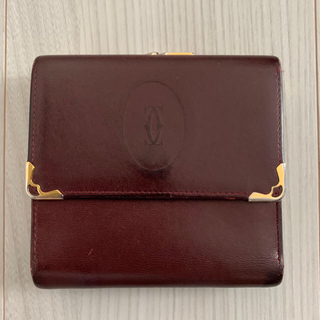 Cartier - カルティエ 2つ折り財布