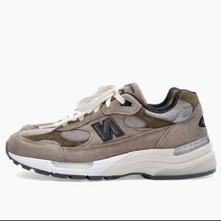 New Balance - JJJJound x New Balance 992 グレー GREY 27㎝