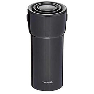 ツインバード(TWINBIRD)のツインバード フィルター付イオン発生器 空気洗浄機(空気清浄器)