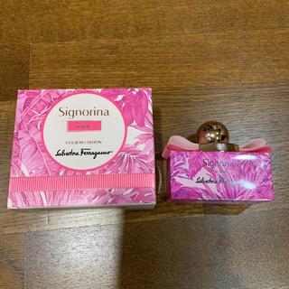 サルヴァトーレフェラガモ(Salvatore Ferragamo)の新品未使用 香水(香水(女性用))