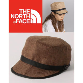 THE NORTH FACE - 新品ザノースフェイス ホールドハイクキャップ ブラウン