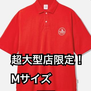 ジーユー(GU)のstudio seven ビッグポロ 5分袖 M スタジオセブン GU(ポロシャツ)