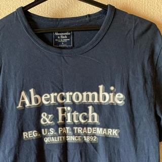 Abercrombie&Fitch - アバクロ tシャツ 【公式オンライン品.最終価格】