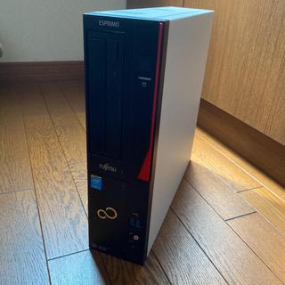 フジツウ(富士通)の富士通 デスクトップパソコン(デスクトップ型PC)