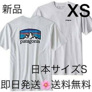 patagonia - 即日発送 パタゴニア Tシャツ XSサイズ 国内正規品 ホワイト ユニセックス