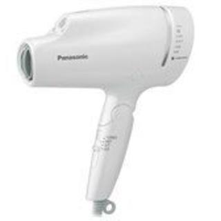 Panasonic - 新品未使用Panasonic「ナノイー」ドライヤー EH-NA9B-W