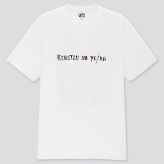 UNIQLO - 鬼滅の刃 ユニクロ Tシャツ 柱 L
