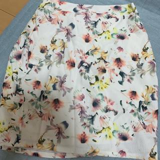 サリア(salire)のsalire スカート 新品未使用(ひざ丈スカート)