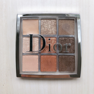 Dior - ディオール バックステージアイパレット01 ウォーム