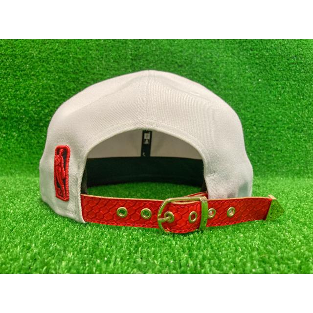 NEW ERA(ニューエラー)の【国内未発売】NEWERA 9fifty chicago  bulls キャップ メンズの帽子(キャップ)の商品写真