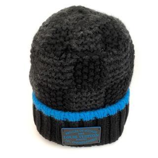 ルイヴィトン(LOUIS VUITTON)のルイヴィトン ニット帽 カシミヤ(ニット帽/ビーニー)