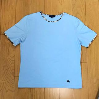バーバリー(BURBERRY)の【バーバリー】レディース  Tシャツ(Tシャツ(半袖/袖なし))