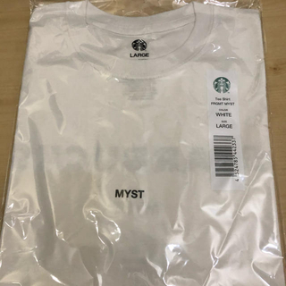 スターバックスコーヒー(Starbucks Coffee)のスターバックス フラグメントデザイン ミヤシタパーク限定コラボTシャツ(Tシャツ/カットソー(半袖/袖なし))