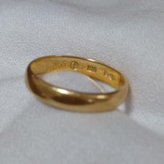 K18 、結婚指輪