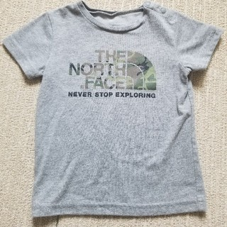 THE NORTH FACE - THE NORTH FACE 子供用Tシャツ