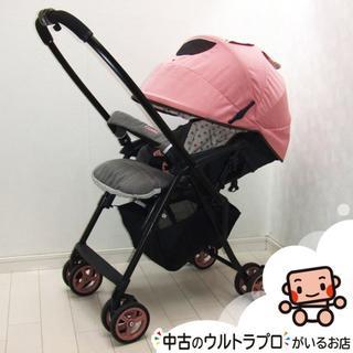 combi - 美品★1ヶ月から3才★ベビーカー★コンビ メチャカル ハンディMD★両対面