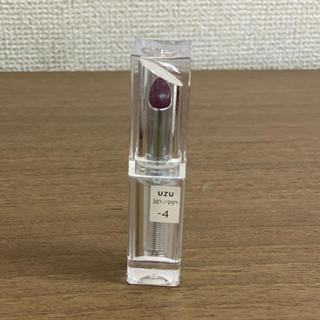 フローフシ(FLOWFUSHI)のフローフシ uzu 38℃/99℃ リップスティック (リップグロス)