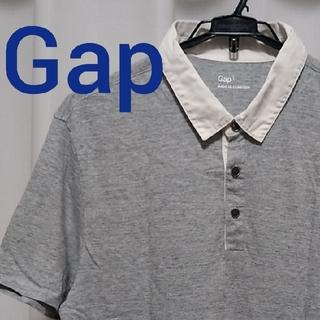 GAP - GAP/メンズ 半袖ポロシャツ Lサイズ