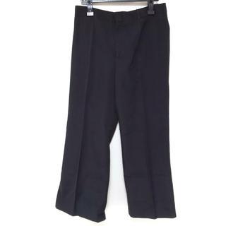 グッチ(Gucci)のグッチ パンツ サイズ44 L レディース - 黒(その他)