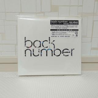 バックナンバー(BACK NUMBER)のback number ラブストーリー 初回限定盤A  DVD付(ポップス/ロック(邦楽))