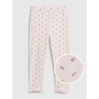 ベビーギャップ(babyGAP)のgap ピンク フリル 小花柄 95(パンツ/スパッツ)