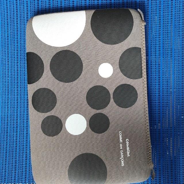 COMME des GARCONS(コムデギャルソン)のコムデギャルソン Cote&Ciel i padケース スマホ/家電/カメラのスマホアクセサリー(iPadケース)の商品写真
