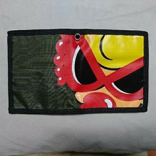 ヒステリックミニ(HYSTERIC MINI)のヒスミニ 財布 二つ折りカーキ(財布)