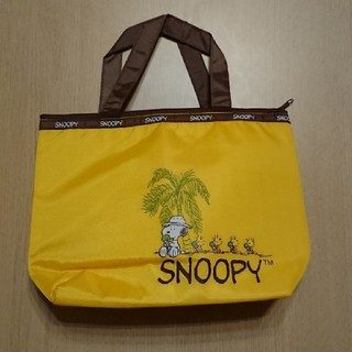 SNOOPY - SNOOPY保冷バッグ