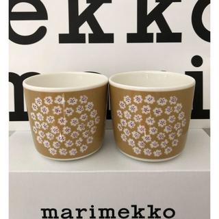 マリメッコ(marimekko)のマリメッコ ラテマグ  新品(グラス/カップ)
