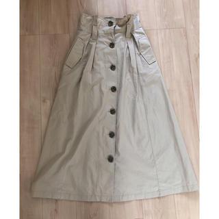 ドアーズ(DOORS / URBAN RESEARCH)のアーバンリサーチ スカート 未使用(ロングスカート)