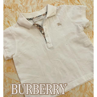 バーバリー(BURBERRY)のBurberryポロシャツ(Tシャツ/カットソー)