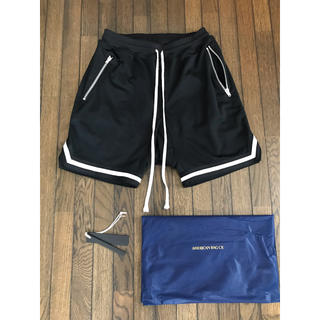 FEAR OF GOD - 希少 FEAR OF GOD 5th MESH BBALL SHORTS S