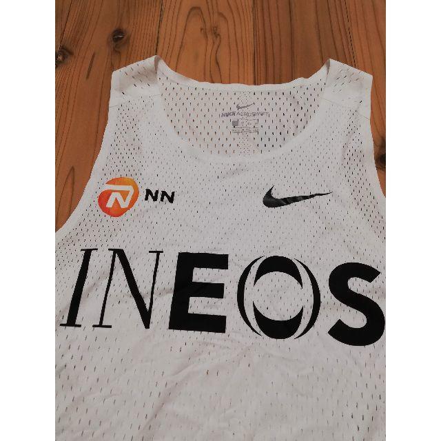 NIKE(ナイキ)の【新品未使用】NIKE NN Running team シングレット スポーツ/アウトドアのランニング(ウェア)の商品写真
