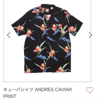 リーバイス(Levi's)のリーバイス  キューバシャツ  花柄シャツ(シャツ)