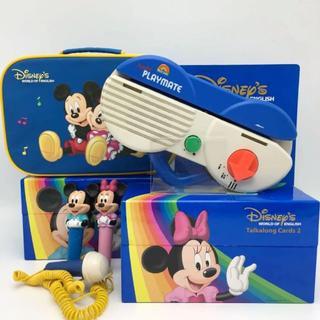 Disney - 2009年購入!ディズニー英語システム 両面デジタルトークアロング