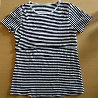 授乳服 Tシャツ L