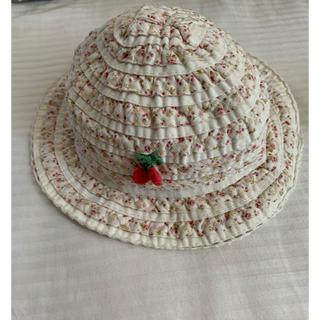 スーリー(Souris)の女児 帽子 50cm(帽子)