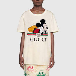 グッチ(Gucci)のGUCCI ミッキー XS(Tシャツ(半袖/袖なし))